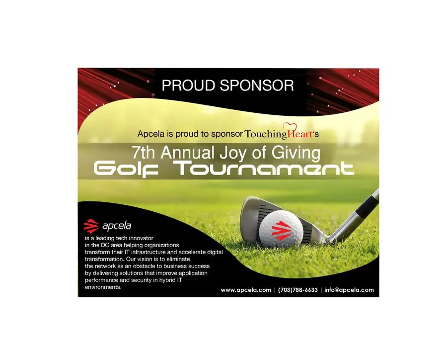 Entry #32 by dorotheaalig for Design Sponsor Ad for Golf Tournament