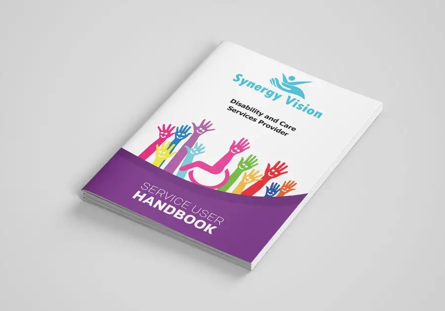Entry #17 by rahulsakat99 for Handbook cover design Freelancer