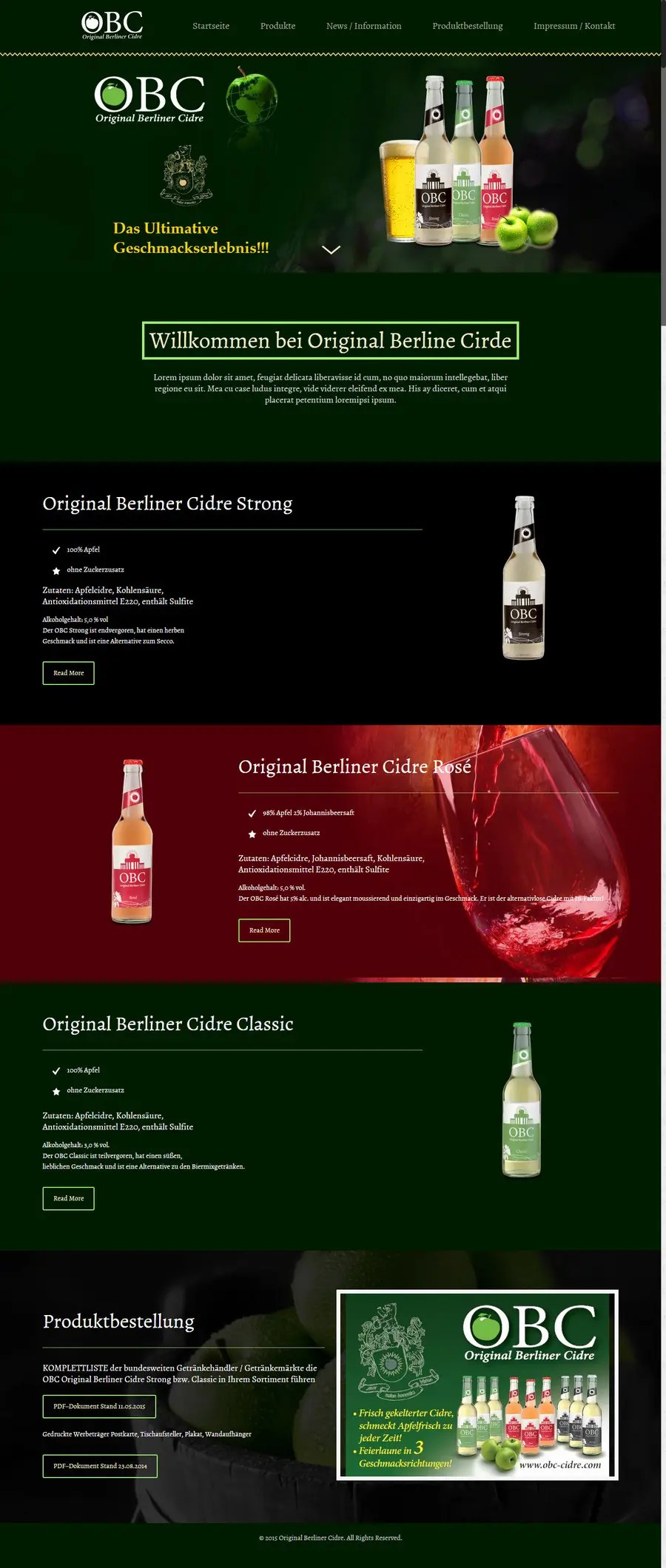 Was Ist Cidre Entry 15 By Shrihitech For New Responsive Design For Wordpress