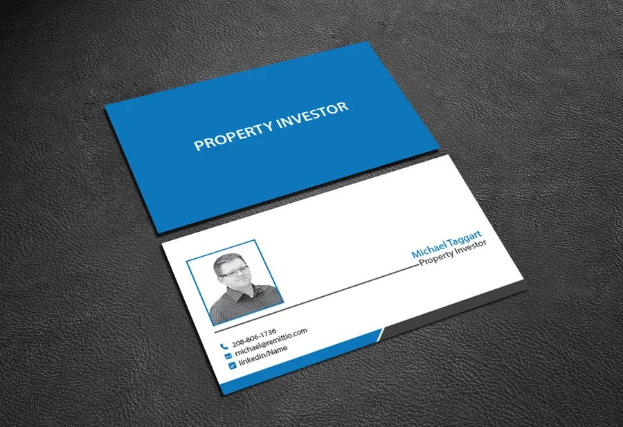 Entry #40 by dnoman20 for Personal Business Cards - design for a