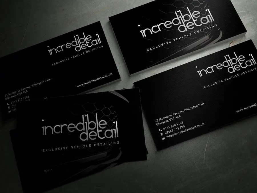 Entry #28 by sashadesigns for Design some Business Cards for Car