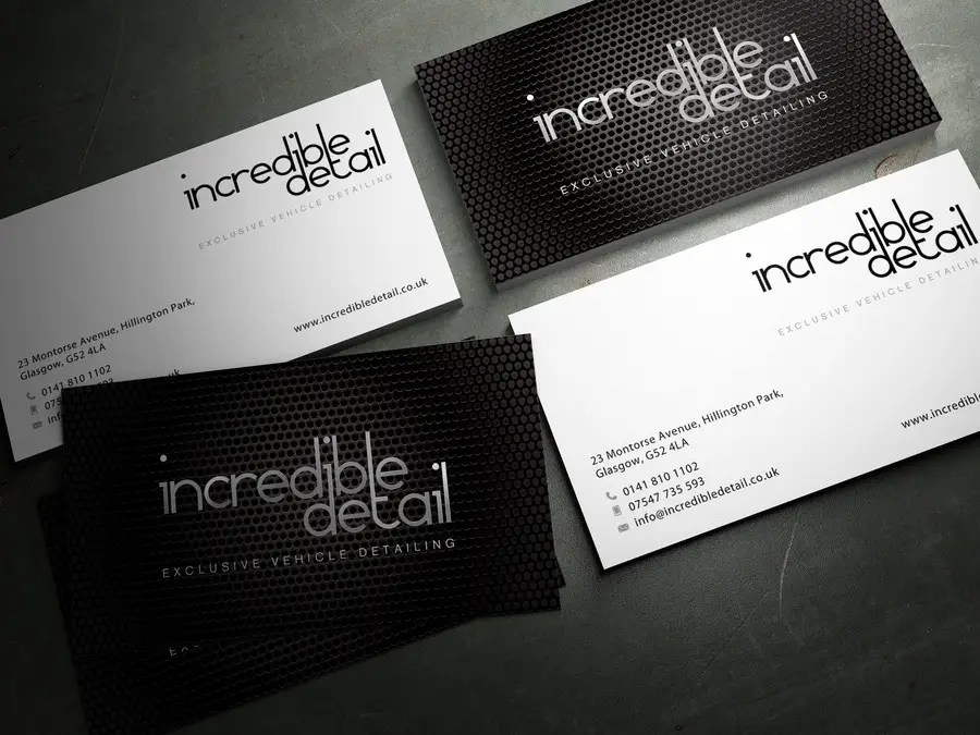 Entry #36 by sashadesigns for Design some Business Cards for Car