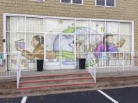 Large Window Decal for School Storefront Design | Freelancer