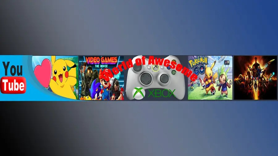 Entry #12 by rony101194 for Design Youtube Channel Art Freelancer
