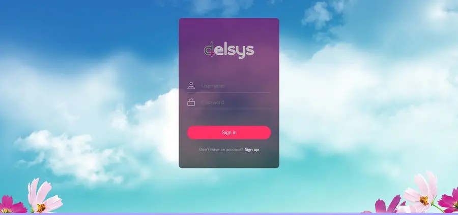 Entry #14 by savirastudio for Design a Login Page with an animated