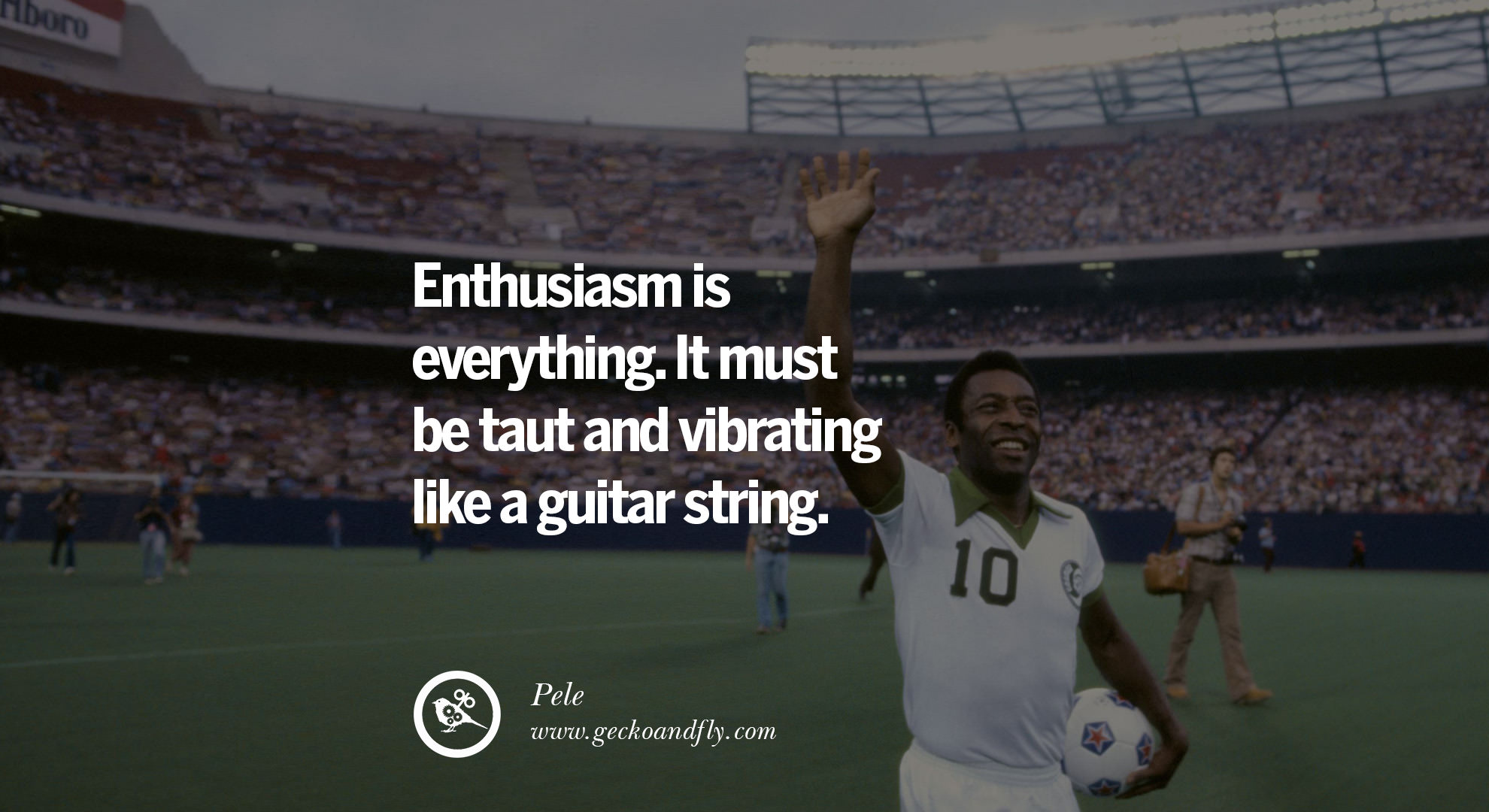 Walter Payton Quotes Wallpaper 12 Inspiring Quotes From Pele The Greatest Football Legend