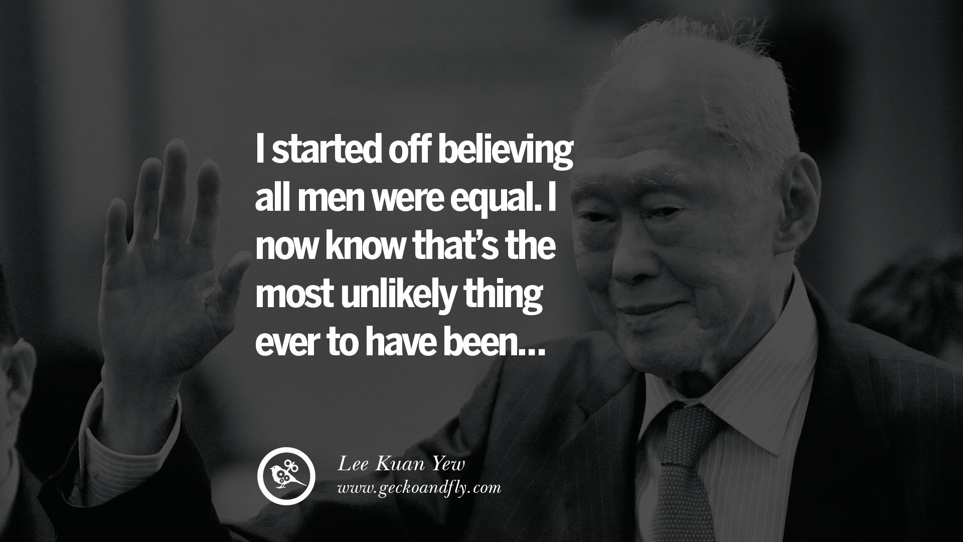 Brainy Funny Quotes Wallpapers 25 Inspiring Lee Kuan Yew Quotes On From Third World To First
