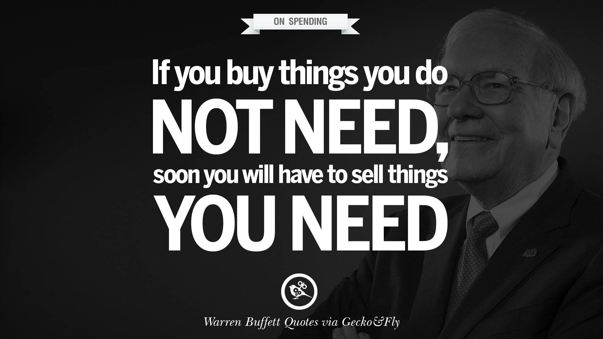 Expectations Quote Wallpapers 6 Investment Advices By Warren Buffet On Wealth Management