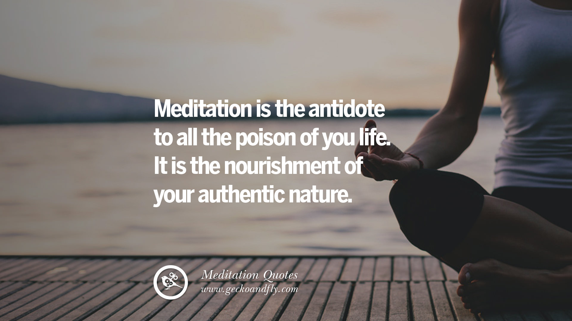 Create Your Own Quote Wallpaper Free 36 Famous Quotes On Mindfulness Meditation For Yoga