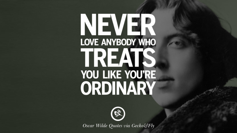 Quotes On True Love With Wallpaper 20 Oscar Wilde S Wittiest Quotes On Life And Wisdom