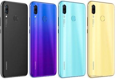 Huawei nova 3 pictures, official photos