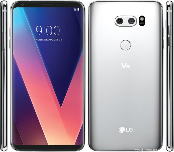 Vodafone Wallpaper Hd Lg V30 Pictures Official Photos