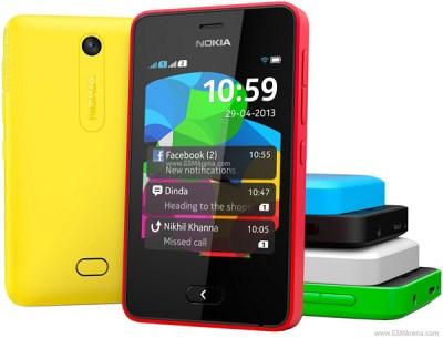 hp Nokia Asha 501
