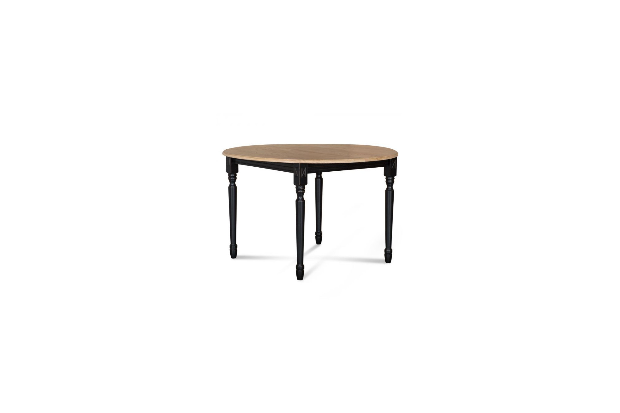 Table Ronde Allonges Table Ronde Extensible Victoria Meuble D Occasion Hellin
