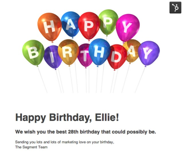 Birthday Wishes For Friend Email How To Wish The Marketing Geek In Your Life A Happy Birthday