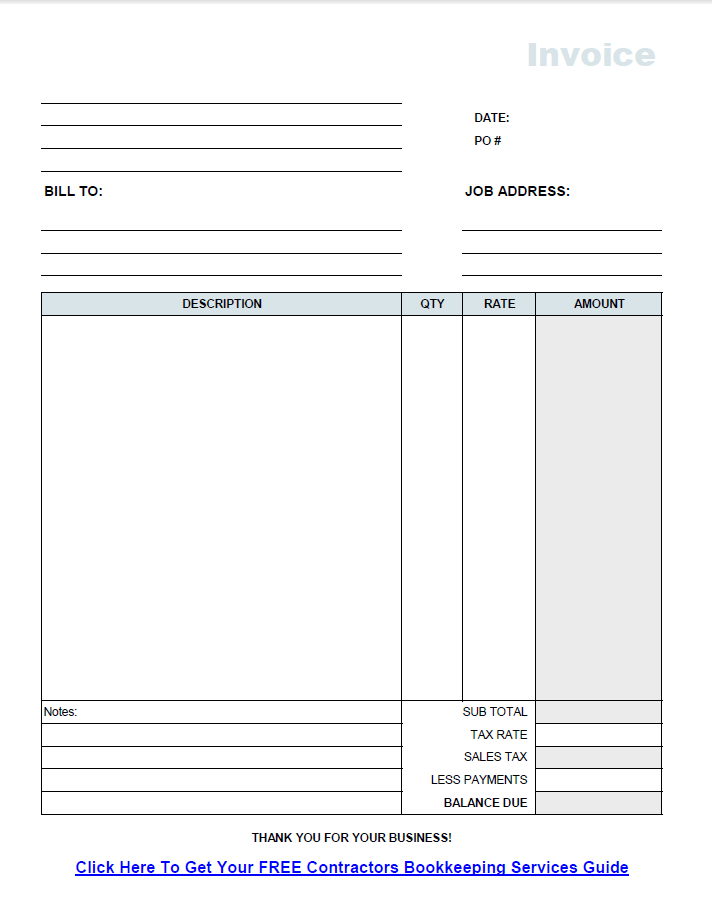 blank business credit application form