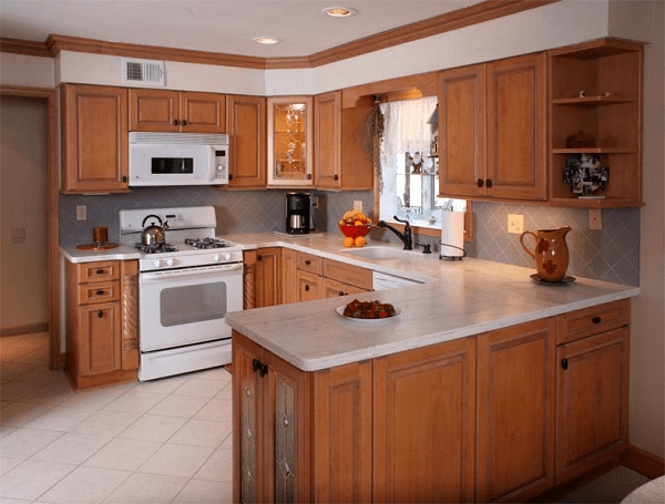 Kitchen Cabinets And Countertops What Is Fruitwood Color And Is It Better Than Cherry?