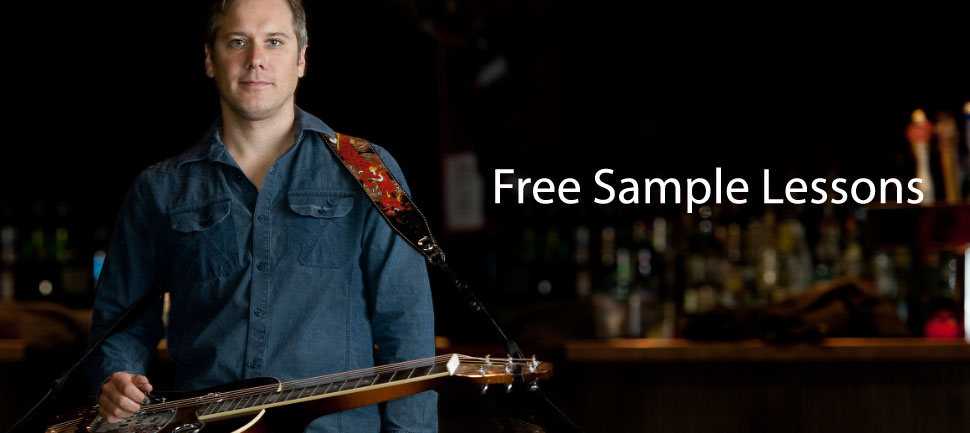 Free Dobro Lessons From Andy Hall