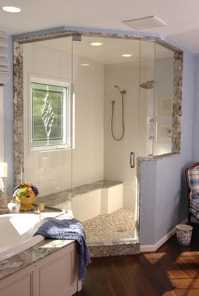 Walk In Shower Design Ideas Free Guide