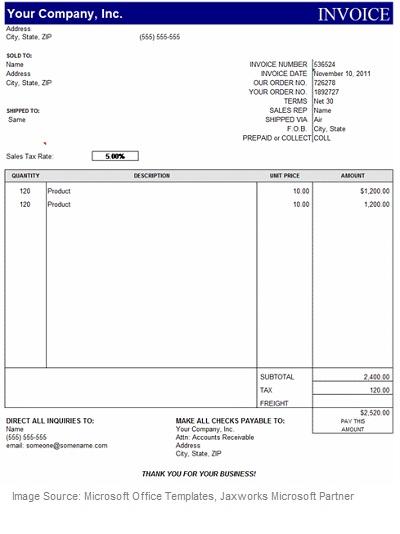 download computer repair service invoice template | rabitah, Invoice templates