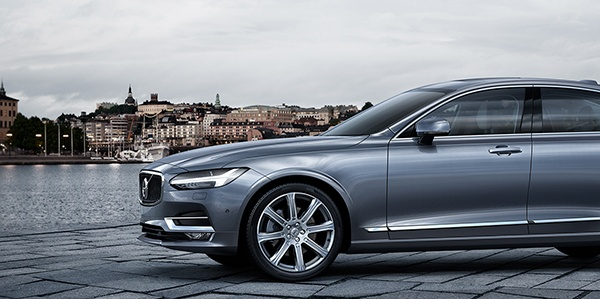 Footer image Volvo S90 front