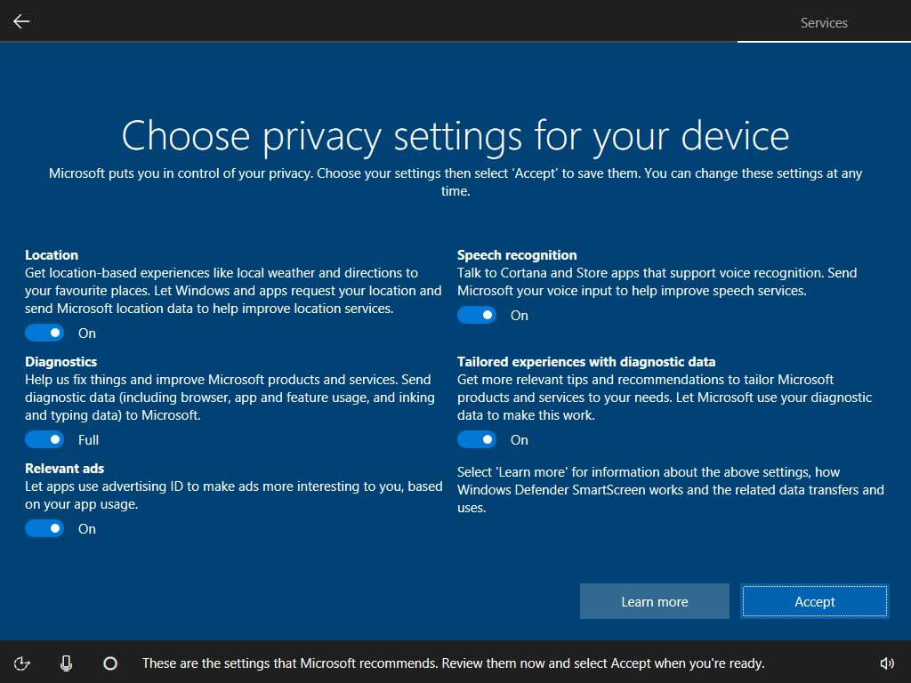 Windows 10 Privacy Is Windows 10 Spying on You? AVG