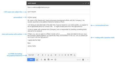 cold call job email cold call cover letter subject line