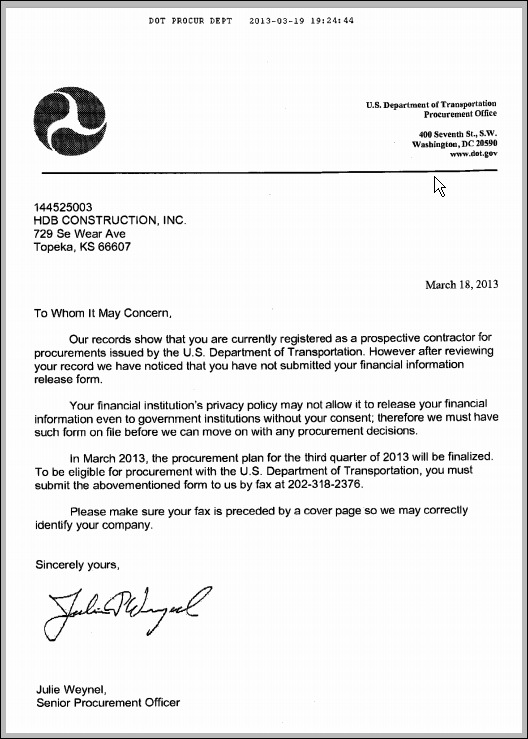 Lien Release From Us Bank  Administrative Assistant Cover Letter