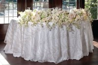 How to Create a Stunning Sweetheart Table with Rental Linen