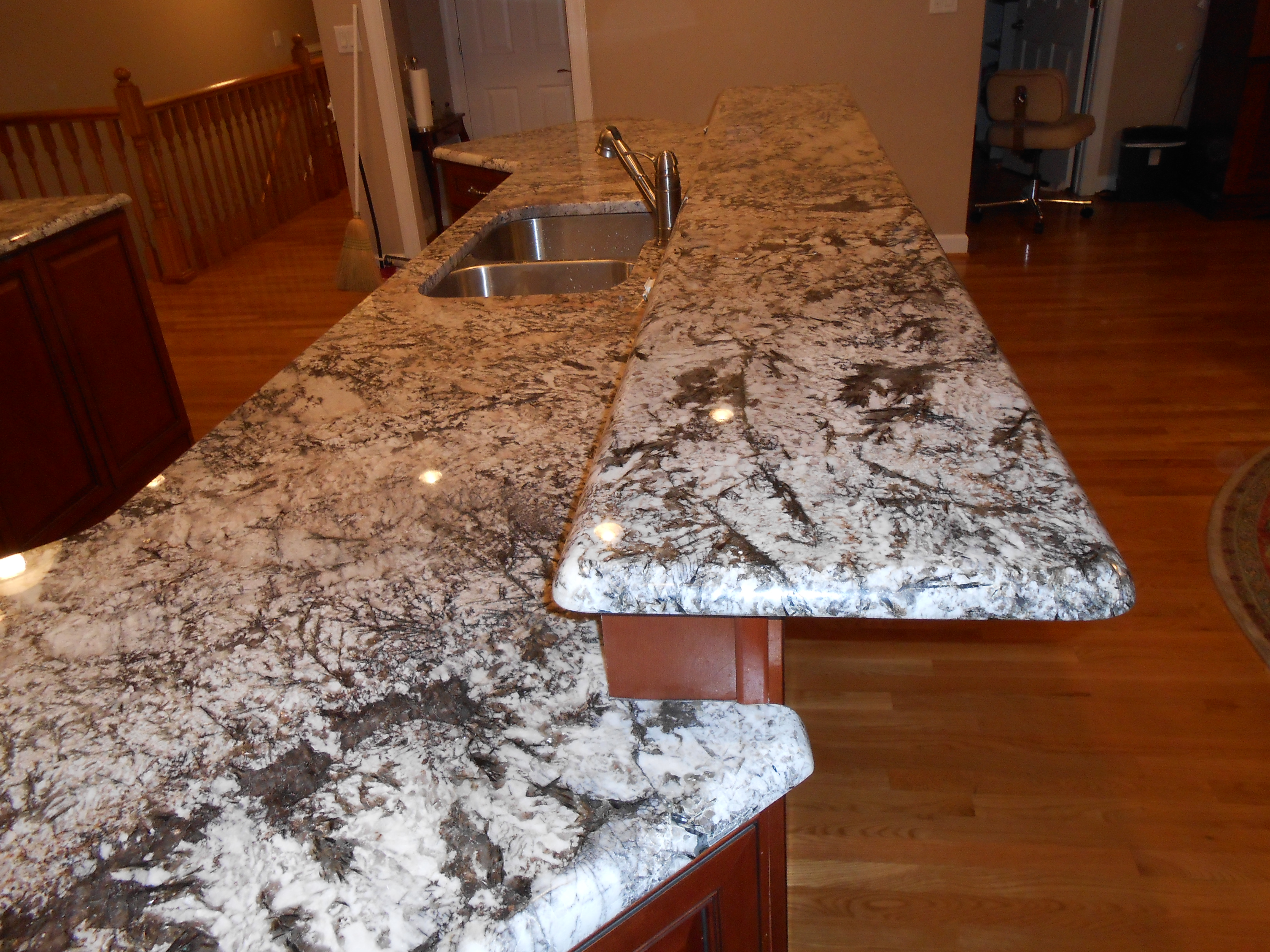 Most Popular Granite Countertop Edges Granite Countertop Edge Treatment Options