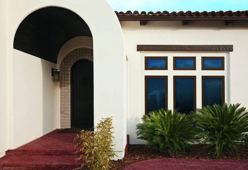 Celect Siding Reviews Spanish Style Windows | Give Your Windows A Splash Of