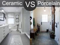 Ceramic Vs. Porcelain