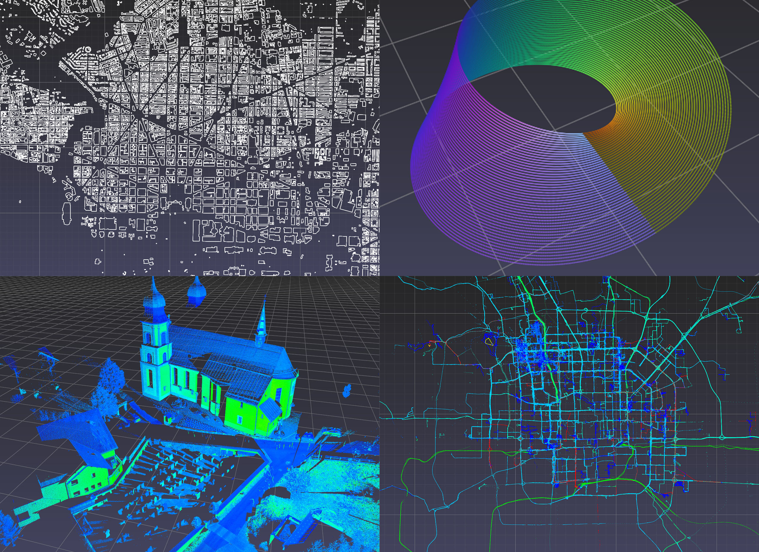 3d Open Interactive Visualization Of 10m 3d Points With New Open Source