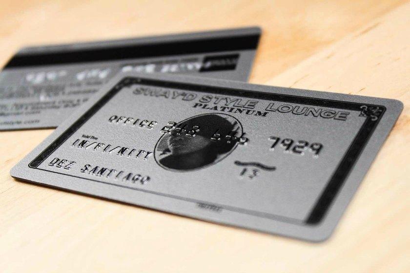 Embossed Business Cards Plastic Printers, Inc