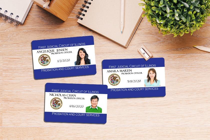 ID Cards  Badges Plastic Printers
