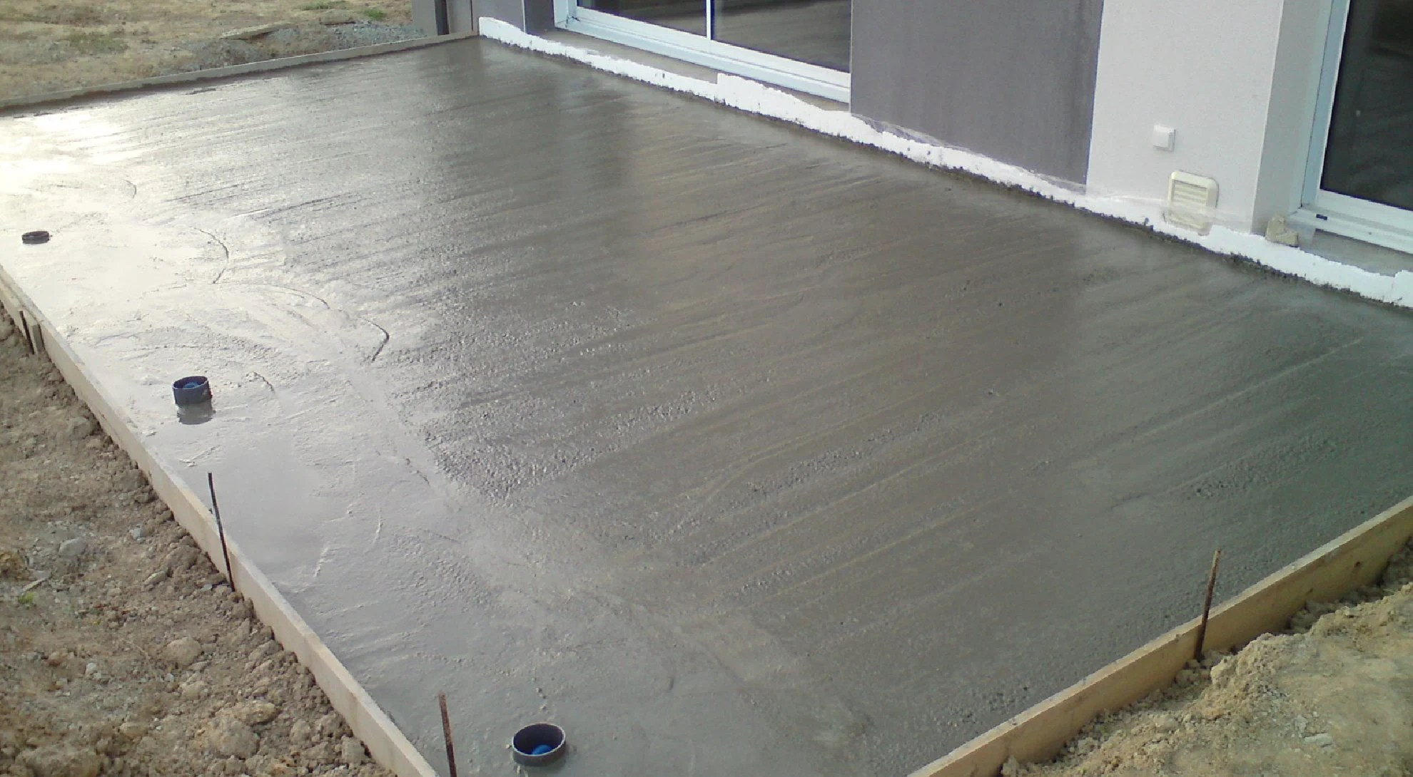 Dalle Beton Terrasse Joint De Dilatation Coffrage Terrasse Comment S Y Prendre
