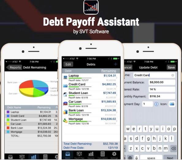 10 Best Debt Payoff Apps