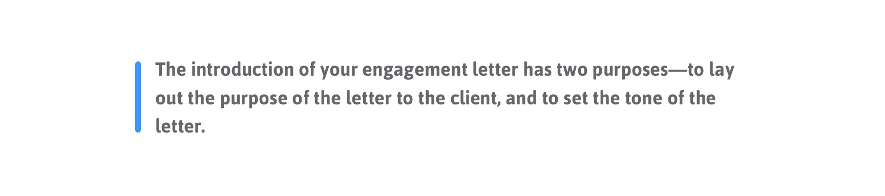 Create the Perfect Engagement Letter in 7 Steps