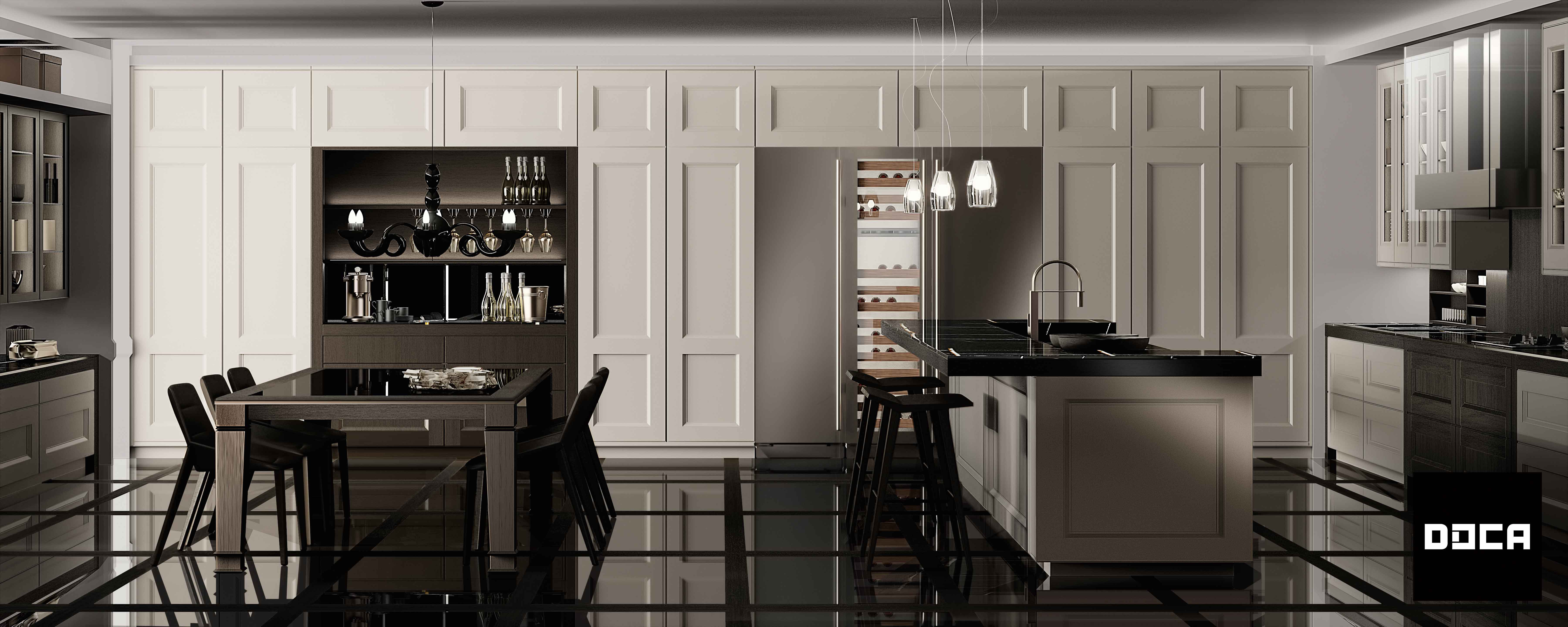 Cocinas Doca 3 Timeless Luxury Spanish Kitchen Designs By Doca