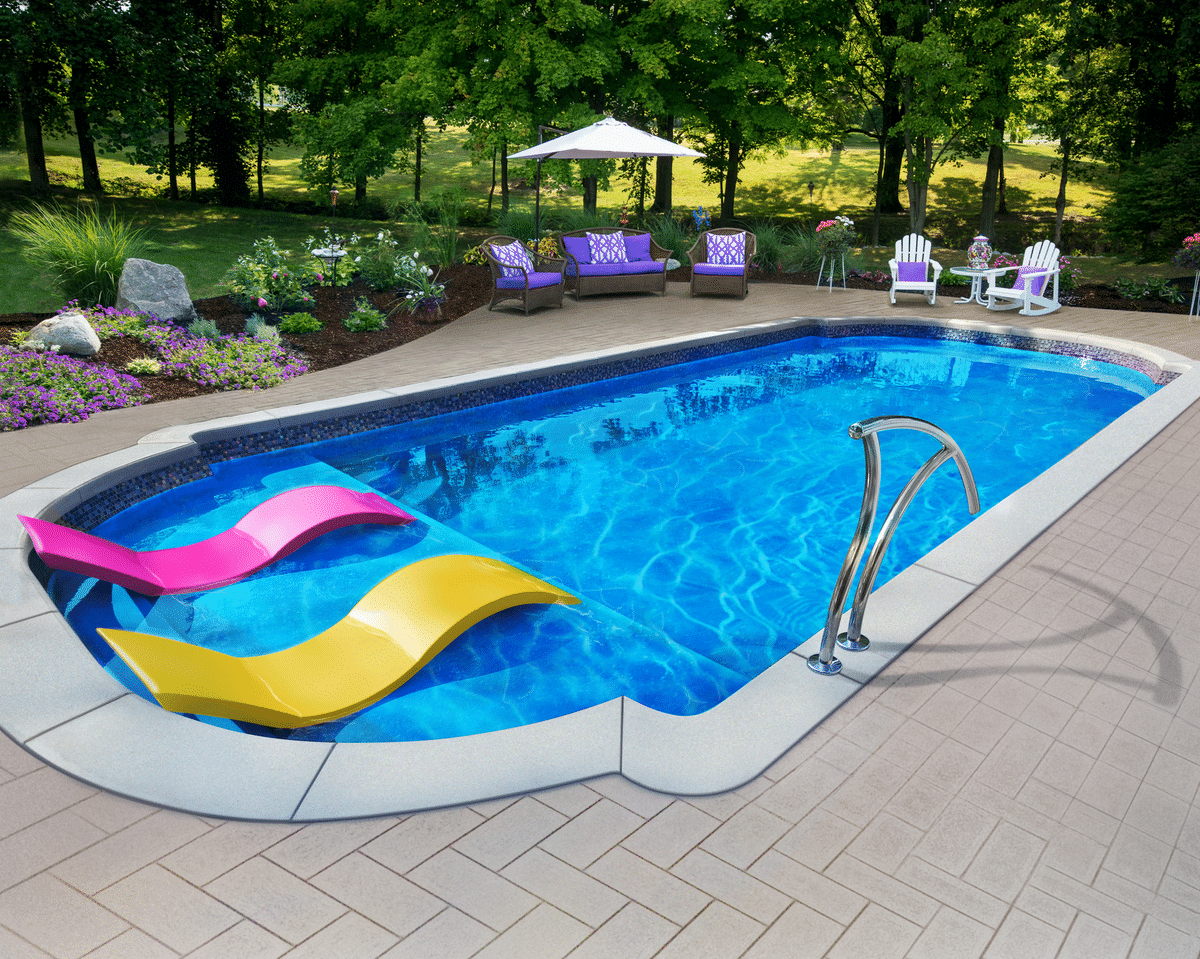 Glas Pool How Much Is My Fiberglass Pool Really Going To Cost