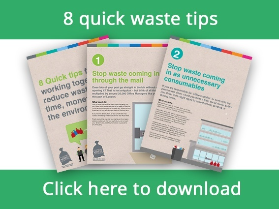 Getting rid of junk mail Westminster City Council Commercial Waste