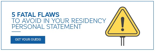 4 Residency Personal Statement Must-Haves Accepted