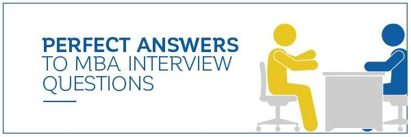 Walk Me Through Your Resume MBA Interview Questions Series