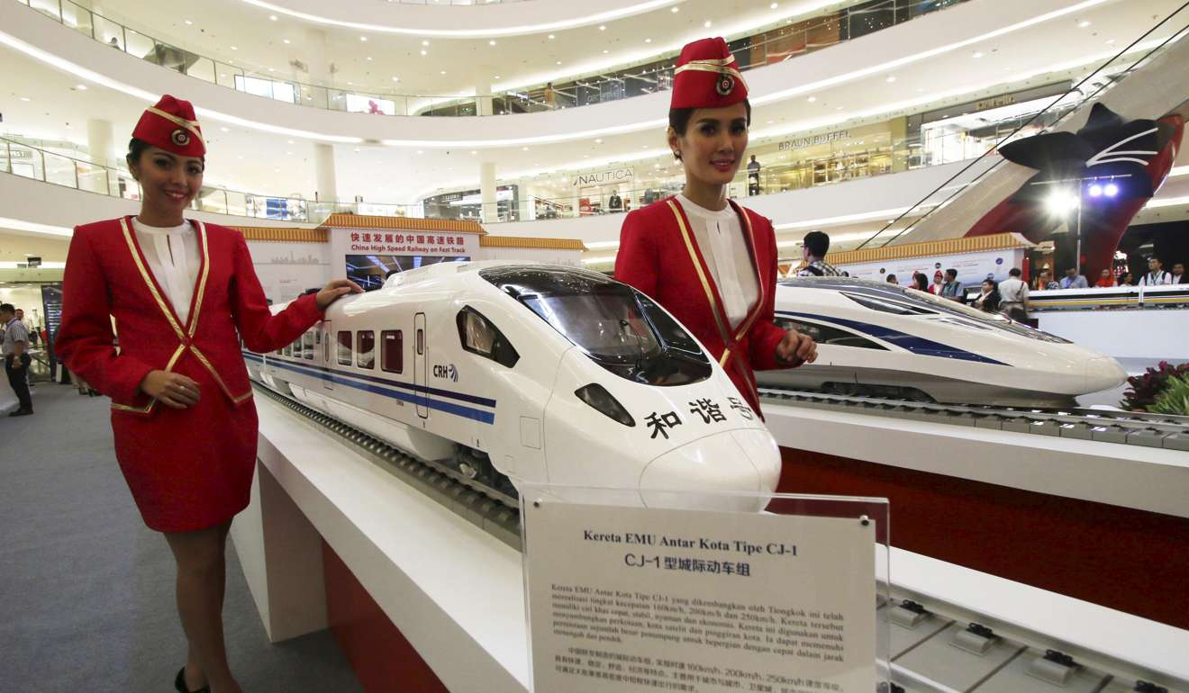 Braun Studio Bandung China To Get Rolling On Stalled Indonesian High Speed Rail Line