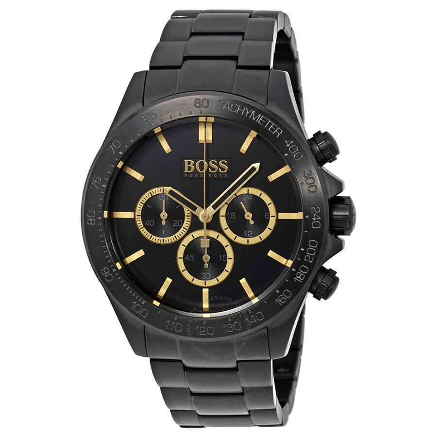 Hugo Boss Uhren Herren Hugo Boss Ikon Chronograph Men's Watch 1513278 - Hugo Boss