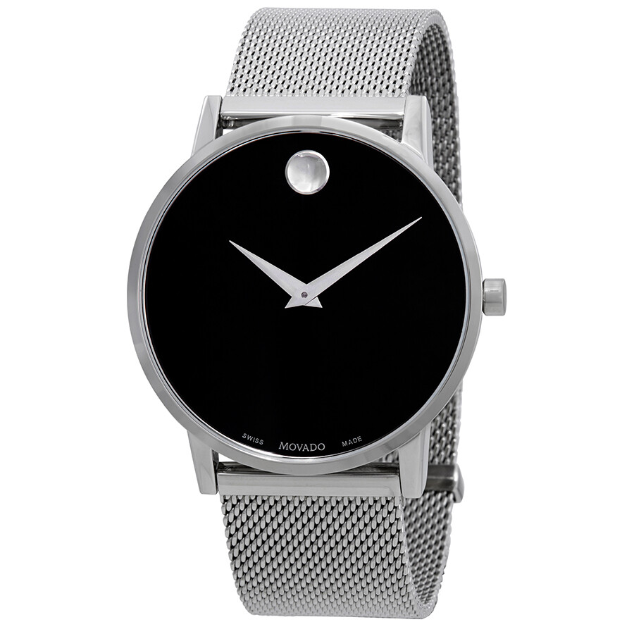 Movado Museum Movado Museum Classic Black Dial Men's Watch 0607219