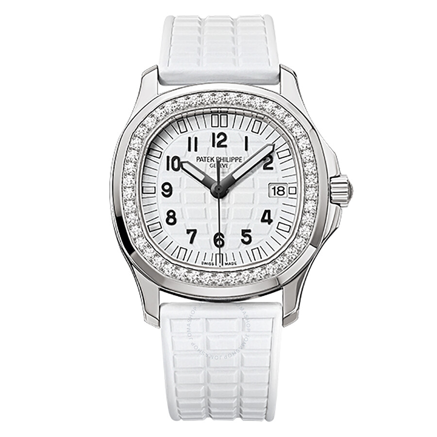P Philippe Watch Patek Philippe Aquanaut Diamond Ladies Watch 5067a 024
