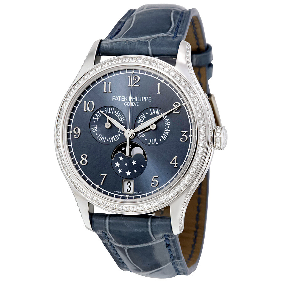 P Philippe Watch Patek Philippe Complications Automatic Ladies Watch 4947g