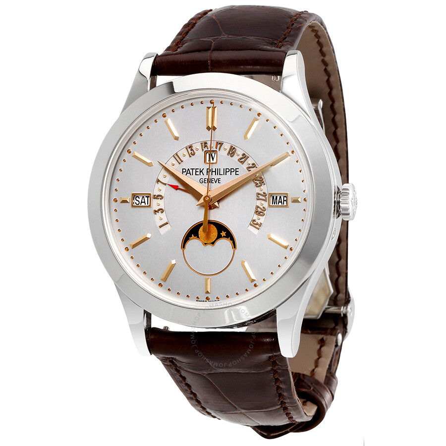 P Philippe Watch Patek Philippe Grand Complications Automatic Men S Watch 5496p 015
