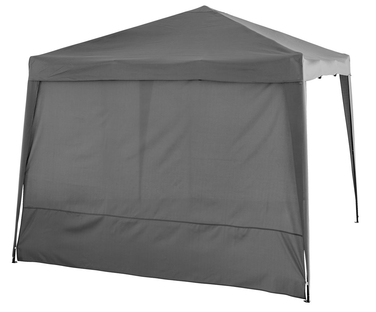 Jysk Tent Gazebo Side Jerup Grey